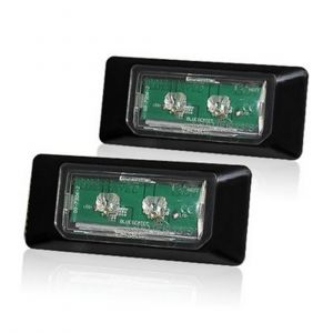 LED Kentekenverlichting | Q5 08-. A5/S5 08-. A4 08-. TT 07-