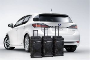 Reistassen set | Lexus CT 200h 2011- 5 deurs | Car-bags