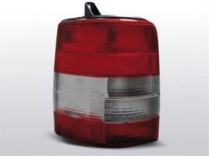 Achterlichten | Jeep Grand Cherokee (ZJ) 1993-1999 | rood / wit