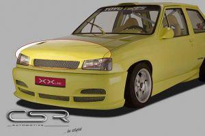 Motorkapverlenger Opel Corsa A Hatchback / Sedan  1983-1993