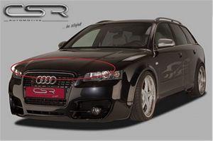 Motorkapverlenger Audi A4 B6 / 8E Sedan / station / Cabriole
