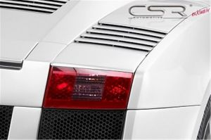 Achterlichtcovers | Lamborghini Gallardo 2003-2008 | ABS