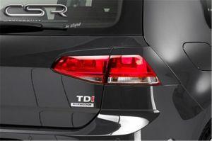 Achterlichtcovers | Volkswagen Golf VII 2012- | ABS