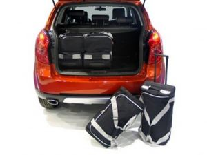 Reistassen set | Ssangyong Korando 2010- suv | Car-bags