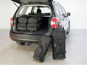 Reistassen set | Subaru Forester 2013- suv | Car-bags
