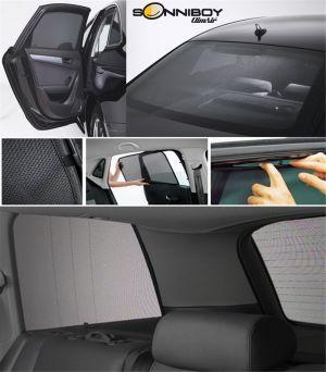 Sonniboy | Mazda 2 3-deurs 2008-2014 | Zonwering op maat van Climair