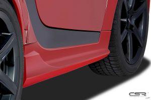 Side Skirts | Smart | fortwo cabrio 07-10 2d cab. | Fiberflex