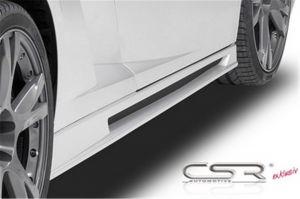 Side skirts voor Lamborghini Gallardo coupé / spyder 2003- | 1stuk, rechterkant