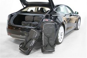 Reistassen set | Tesla Model S 2012- 5 deurs | Car-bags