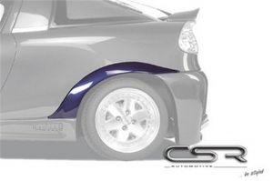 Verbreders Opel Tigra A Coup? 1994-2000 GVK X-Line