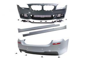 Bodykit | voor M-pakket | BMW 5-serie sedan F10 2010-2013 | ABS Kunststof
