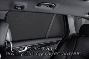 Car Shades set | Jeep Cherokee 2002- | Privacy & Zonwering op maat