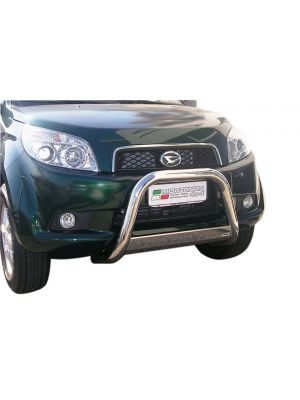 Pushbar | Daihatsu | Terios 06-10 5d suv. | CX / SX / O.F. versie | RVS CE-keur
