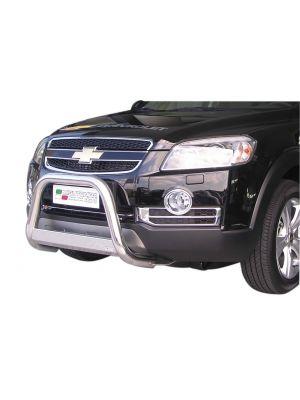 Pushbar | Chevrolet | Captiva 06-11 5d suv. | RVS CE-keur