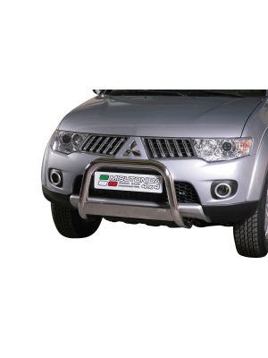 Pushbar | Mitsubishi | L200 12-15 2d pic. / L200 12-15 4d pic. | D.C. / C.C. | RVS CE-keur