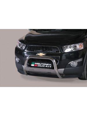 Pushbar | Chevrolet | Captiva 11-14 5d suv. | RVS CE-keur