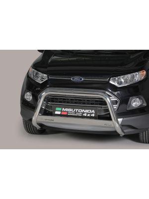 Pushbar / Bullbar | Ford Ecosport 2014- | CE-keur | RVS