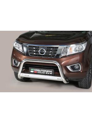 Pushbar   Nissan   Navara 16- 2d pic. / Navara 16- 4d pic.   RVS CE-keur