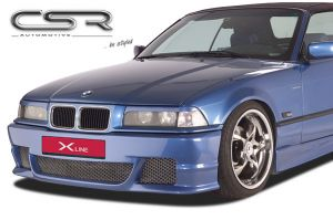 Voorbumper BMW E36 (zonder nierhouders) (alle) 1990-2000 GVK