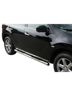 Side Bars   Nissan   Murano 08-10 5d suv. / Murano 10-15 5d suv.   RVS