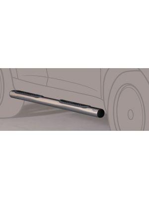 Side Bars | Land Rover | Freelander Station Wagon 98-07 5d suv | rvs zilver Grand Pedana RVS