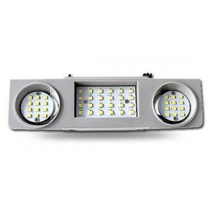 LED hemelverlichting | Volkswagen Golf 5 6 Jetta Passat (ook CC) | Complete LED unit | Plafond Achter