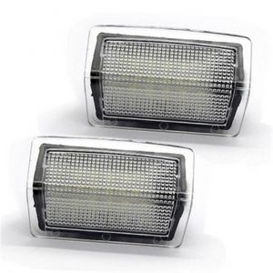 LED instapverlichting | Mercedes-Benz A B C E & GL-Klasse W176 W212 X166 | Complete LED unit | Deurverlichting