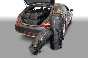Reistassen set   Mercedes CLS Shooting Brake X218 2012-   Car-Bags