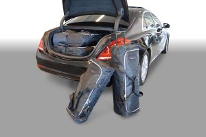 Reistassen set | Mercedes S-Klasse W222 (4D) 2014- | Car-Bags