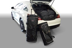 Reistassen set   Mercedes CLA Shooting Brake X117 2015-   Car-Bags