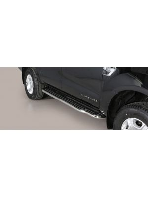 Side Bars | Ford | Ranger Double Cab 12-15 4d pic. / Ranger Double Cab 15- 4d pic. | RVS