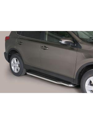 Side Bars | Toyota | RAV4 13-16 5d suv. / RAV4 16-18 5d suv. | RVS
