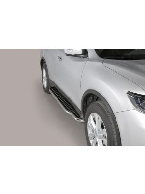 Side Bars   Nissan   X-Trail 14-17 5d suv. / X-Trail 17- 5d suv.   RVS