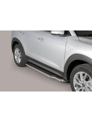 Side Bars   Hyundai   Tucson 15- 5d suv.   RVS