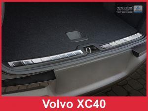 Laadruimtebeschermer | Volvo | XC40 18- 5d hat. | RVS