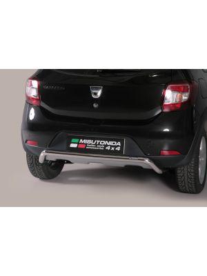 Rear Bar | Dacia | Sandero 12-16 5d hat. / Sandero 16- 5d hat. | RVS Stepway