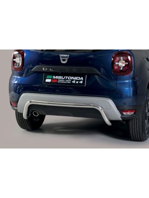 Rear Bar | Dacia | Duster 18- 5d suv. | RVS