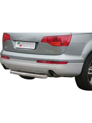 Rear Bar | Audi | Q7 06-09 5d suv. / Q7 09-15 5d suv. | RVS