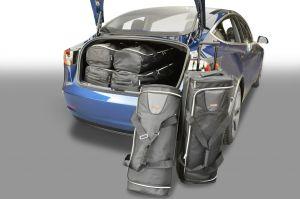 Tesla Model 3 2017-heden Car-Bags reistassenset