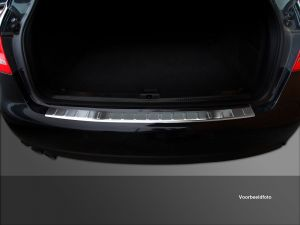 Achterbumperbeschermer | Hyundai Elantra VI sedan 2016- | RVS