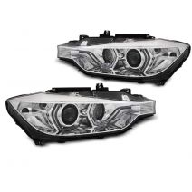 Koplampen | BMW | 3-serie 12-15 4d sed. F30 / 3-serie Touring 12-15 5d sta. F31 | XENON | 3D LED | REAL DRL