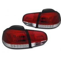 Achterlichten | Volkswagen | Golf 08-12 3d hat. / Golf 08-12 5d hat. | LED BAR