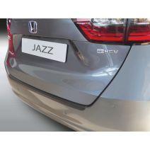 Achterbumperbeschermer | Honda | Jazz 20- 5d hat. | Hybrid | ABS Kunststof