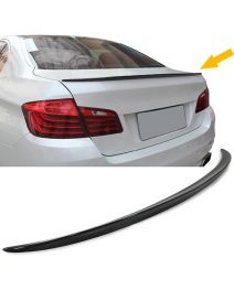 Achterspoiler | BMW 5-serie F10 sedan 2010-2016 | Carbon