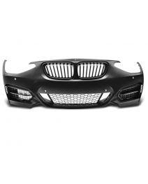 Voorbumper | M235 Style | BMW 1-serie F20 / F21 2011-2015 | ABS Kunststof | inclusief nieren