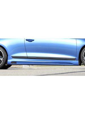 Side skirt   Volkswagen Scirocco 2008-   stuk abs   Rieger Tuning