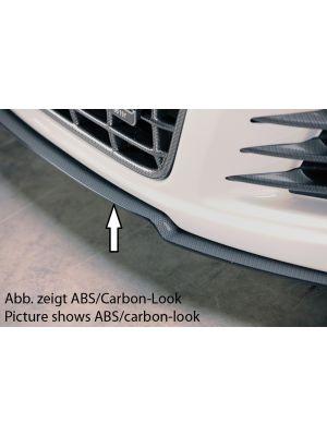 Spoilerzwaard   Volkswagen Scirocco 2008-2013   stuk abs   Rieger Tuning