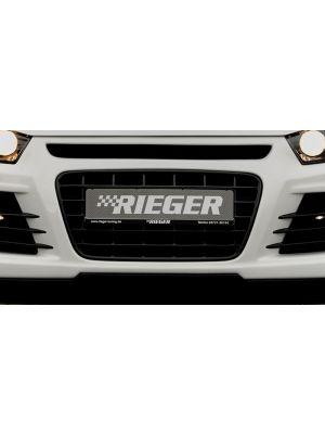 Grill   Volkswagen Scirocco 2008-2013   stuk abs   Rieger Tuning