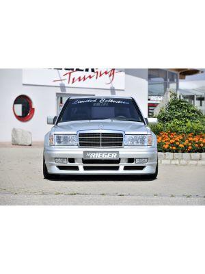Voorbumper | Mercedes 190-Serie 1982-1993 | stuk ongespoten gvk | Rieger Tuning