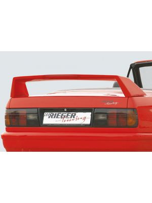 Achterspoiler | BMW 3-Serie Sedan / Touring / Coupé / Cabrio E30 | stuk ongespoten gvk | Rieger Tuning